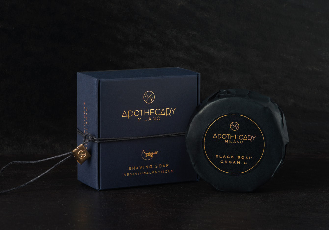 Protetto: Apothecary Milano | Black Soap