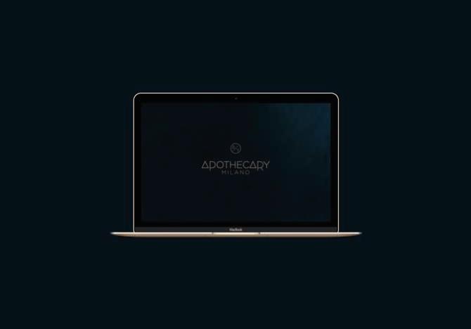 Protetto: Apothecary Milano | Website